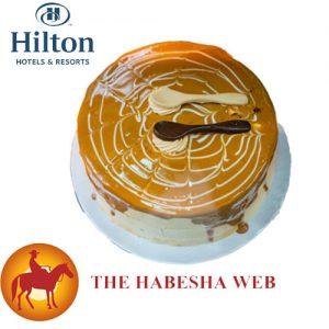 Hilton Cake