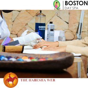 Boston SPA Manicure