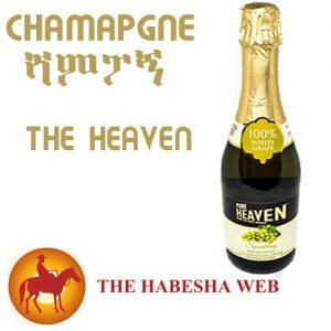 The Heaven Champagne