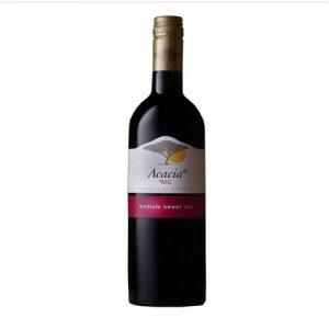 Acacia medium Sweet red wine
