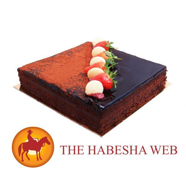 Le Miserable Cake